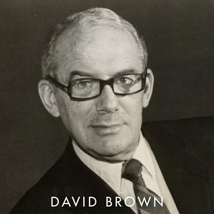 Sir David Brown