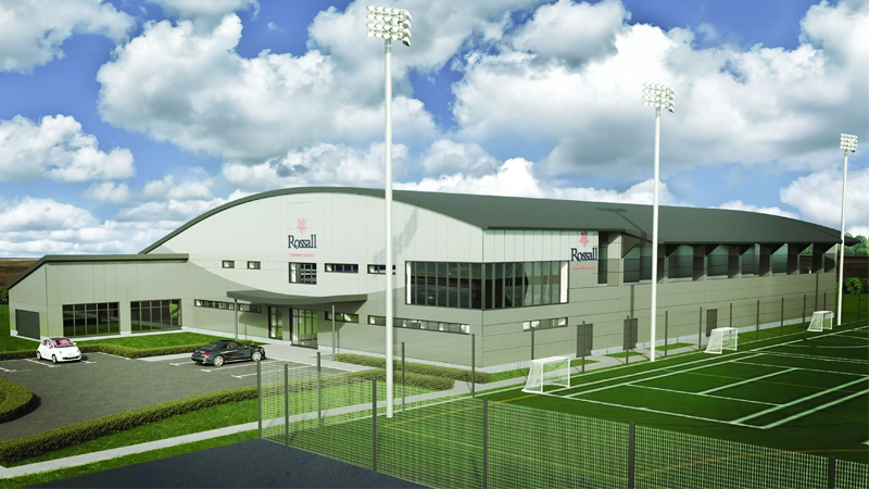 New 163 4m Sports Centre Project Approved By The Rossall School Council Rossall School