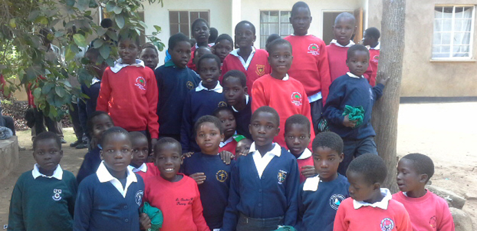 Malawi School Uniform