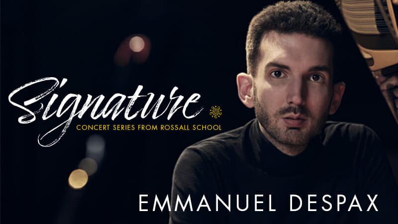 Emmanuel Despax Concert
